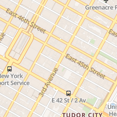 Directions for SH Jacobs & Associates LLC in New York, NY 708 3Rd Ave