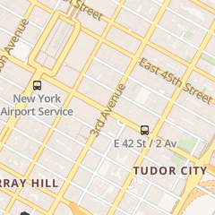 Directions for Bermuda Dept of Tourism in New York, NY 201 E 42nd St Rm 2000