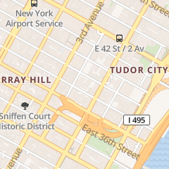 Directions for Paramont Towers in New York, NY 240 E 39th St