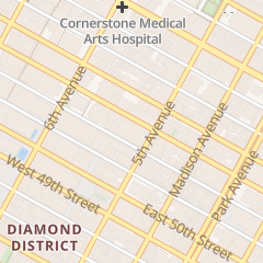 Directions for Bachner Robert Atty in New York, NY 666 5th Ave