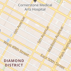 Directions for Paley Center in New York, NY 25 W 52 Bsmt