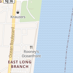 Directions for Locksmith Around the Clock in Long Branch, NJ 65 Ocean Ave N