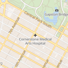 Directions for Cook Associates in New York, NY 100 W 57th St