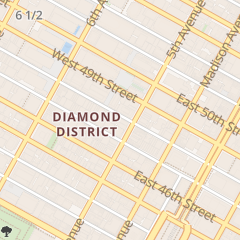 Directions for Enterprise Rent-A-Car in New York, NY 12 W 48th St