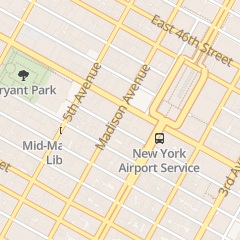 Directions for Mohans Custom Tailors Inc in New York, NY 305 Madison Ave