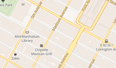 Directions for Climb Fit in New York, NY 295 Madison Ave #1107
