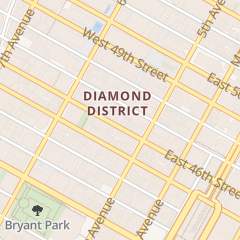 Directions for Freeman in New York, NY 21 W 46th St