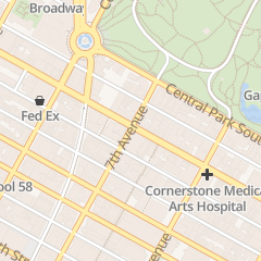 Directions for Heeock Lee Acupuncture Clinic in New York, NY 200 W 57th St Ste 1010