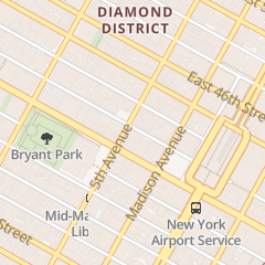 Directions for Emigrant Bank Fine Art Finance in New York, NY 6 E 43rd St FL 23