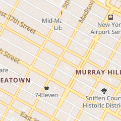 Directions for Smart Apts llc llc in New York, NY 22 E 36Th St