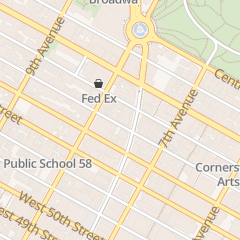 Directions for Vizio in New York, NY 255 W 55th St Frnt 1