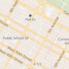Directions for Encore Answering Service in New York, NY 250 W 54th St