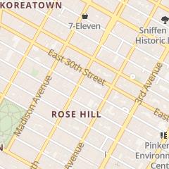 Directions for 425 Park Av South Inc in New York, NY 425 Park Ave S