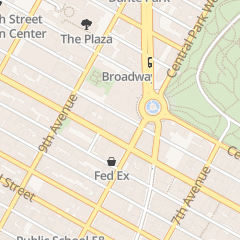 Directions for Columbus Circle Acupuncture Wellness Pc in New York, NY 330 W 58th St Ste 614