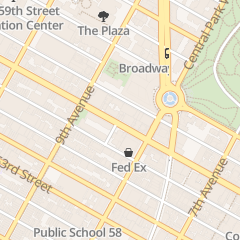 Directions for Shannon Associates in New York, NY 333 W 57th St Apt 809
