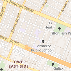 Directions for Omar's Tailor Shop in New York, NY 176 Rivington St