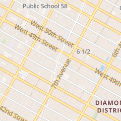 Directions for Furnished Quarters in NEW YORK, NY 1600 BROADWAY