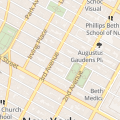 Directions for 16th Street Acupuncture in New York, NY 205 E 16th St