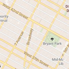 Directions for Jrh Acoustical Consulting Inc. in New York, NY 1440 Broadway Rm 23