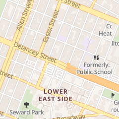 Directions for Burger King in New York, NY 146 Delancey St