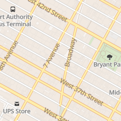 Directions for Mark Miller and Associates in New York, NY 1407 Broadway
