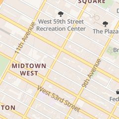 Directions for Simpson and CO Florist in New York, NY 852 10th Ave