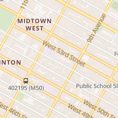 Directions for Covenant House Mother and Child in New York, NY 427 W 52nd St