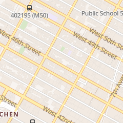 Directions for Becco in New York, NY 355 W 46th St