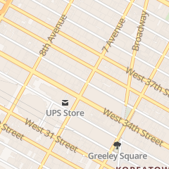 Directions for Carol Wolfenson Atty in New York, NY 204 W 35th St