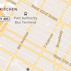 Directions for Commercial Gaskets of New York in New York, NY 247 W 38th St