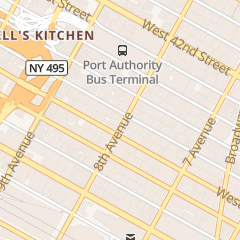 Directions for Acoustiguide Corp. in New York, NY 555 8th Ave Rm 1009
