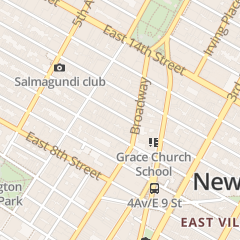Directions for Yinova Center in New York, NY 80 e 11th St