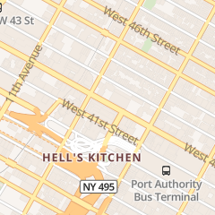 Directions for Avis - Local Rental Locations in New York, NY 460 W 42nd St
