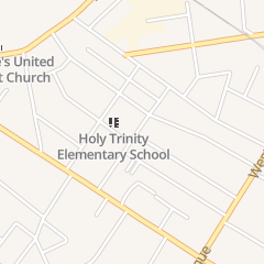 Directions for Holy Trinity Church in Long Branch, NJ 408 Prospect St