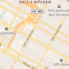 Directions for Hudson Station in New York, NY 440 9th Ave 35th Street