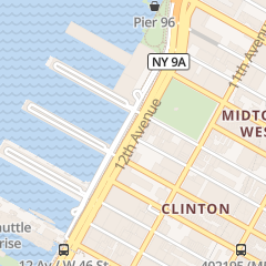Directions for Pier 94 in New York, NY 711 12th Ave