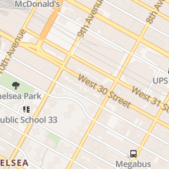 Directions for Range Experts in New York, NY 8 Avenue