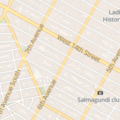 Directions for The John Adams Owners Corp in New York, NY 101 W 12th St