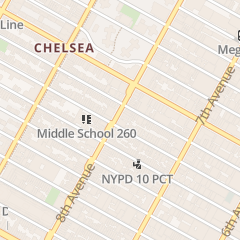 Directions for Spruce in New York, NY 222 8th Ave