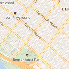 Directions for New Rainbow Nail Salon in Brooklyn, NY 2104 Bath Ave