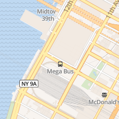Directions for Jacob K Javits Convention Center - Svce America Corp in New York, NY 655 W 34th St