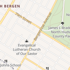 Directions for Eye Contact Vision Center in North Bergen, NJ 7733 Bergenline Ave
