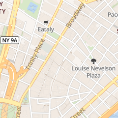 Directions for Strohben Hall Olson and Evan llc in New York, NY 14 Wall St
