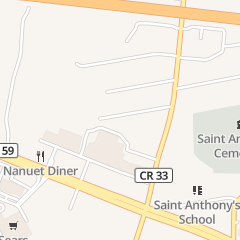 Directions for Gembar Ventures llc in Nanuet, NY 33 Route 34