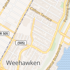 Directions for ADT Security Services in Weehawken, NJ 55 Hudson Pl
