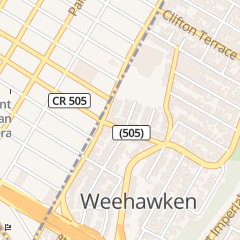 Directions for Anointed Creations in Weehawken, NJ 84 Highwood Ter