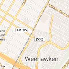 Directions for A2z Locksmith in Weehawken, NJ 3706 Park Ave