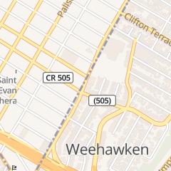 Directions for ADVANCED WEEHAWKEN LOCKSMITH in WEEHAWKEN, NJ