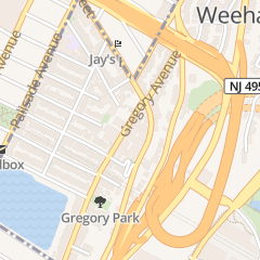 Directions for Advance Bag & Paper Co in Weehawken, NJ 530 Gregory Ave