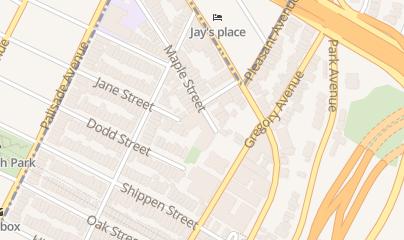 Directions for 5 Corner Liquor & Deli in Weehawken, NJ 121 Maple St